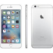Apple iPhone 6 Plus 16GB Refurbished Smartphone Silver Walmart