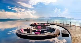 100 W Hotel Koh Samui Thailand Retreat MAPS Design