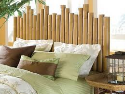 Bamboo Headboard And Footboard by Best 25 Bamboo Headboard Ideas On Pinterest Beach Style