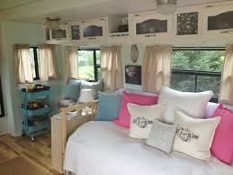 5th Wheels With 2 Bedrooms by Diy Rv Decorating Day Bed Instead Of A Couch In Our 5th Wheel