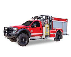 100 Brush Trucks Maurice IA Heiman Fire