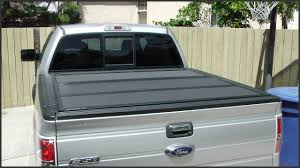 Tri-Fold Truck Bed Cover Installation - YouTube