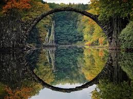 100 Water Bridge Germany Wallpaper 2048x1536 Px Bridge Colorful Fall
