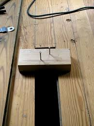 Tool To Fix Squeaky Floor Under Carpet by Simple Wood Floor Fixes Old House Restoration Products U0026 Decorating