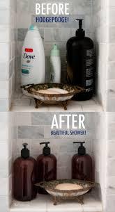 21 einfache hacks die dein badezimmer sofort schöner machen