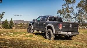 2014 Ford F-150 SVT Raptor Poses On Matte Black Wheels | Carscoops Ford F150 On 20 Fuel Maverick Wheels Truck Eq Flickr Boss 330 2013 Aurora Tire 9057278473 For My Lets See Your Wheelstire Setup 2015 Forum Any 18 Sport Wheels With Ko2 Page 4 Community Vapor Black Of Sport Custom Inch Xd Series Brigade Xd810 Machine Rims 2001 F250 Offroad Reasons To Choose An 8 Lug Steel Wheel For Your Ask Tfltruck Can I Tow A 5thwheel Camper Halfton 2017 Raptor Off Road Matte 17 X 85 W Bead