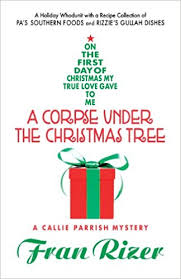 Christmas Tree Amazonca by A Corpse Under The Christmas Tree Fran Rizer 9781622680504