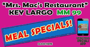 MRS MAC S – KEY LARGO