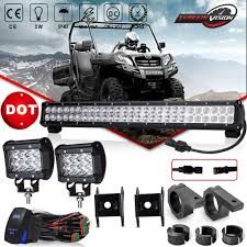 LED Light Bar DOT 25In 162W Bumper Grill Offroad LED Light Bar W ... 4x Offroad 4inch 18w Led Light Bar Pods 4wd Truck Jeep Flood Bumper Amazoncom Led Bars 18w 9v30v Cree Driving Lights Best Led Light Bars For Truck Dualrow 300w 52inch Spot Car Boat 30in Singlerow Hidden Mounting Brackets 20 Inch 100w Spotflood Combo 8560 Lumens Cree How To Install An Bar On The Roof Of My Better Dot Approved 40 42in 240w On Trucks Common Installation Issues Questions Chevrolet Silverado Stealth Torch Series 1 30 Top Ubox Tailgate Strip Waterproof 60 Yellowredwhite