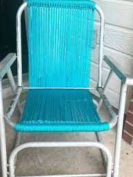 How To Macrame A Vintage Lawn Chair | How-tos | DIY Metal Folding Chairs To Consider Getting And Using Amazoncom Simple White Stool 3 Step Portable Snowman Santa Claus Cap Chair Cover Christmas Dinner Table Cement Argos Asda Umbrella Square Woode Decoration Covers How To Renovate An Old 11 Diys Shelterness Ideas About Arrow Toilet Seat Frankydiablos Diy Sew Unique Diy Polyester Round Foldable Laptop Tablecomputer Deskmultipurpose Bed Lazy Table Desk Us 394 16 Offmini Chalkboard With Wooden Easel Suit For Marker Chalk Perfect Wedding Party Daily Home Decorationin