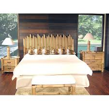 marvelous bedroom for bamboo headboard king cal faux bamboo