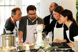 cours de cuisine atelier immersion menu dallas 75 immersion