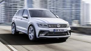 Volkswagen Tiguan Review 2017