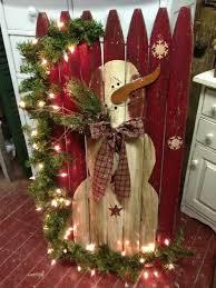 Primitive Decorating Ideas For Christmas by 1068 Best Primitive Snowmen Images On Pinterest Primitive
