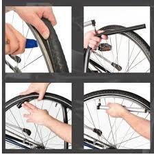 chambre air velo gaadi chambre à air ouverte pour vélo 26 pouces avec valve schrader