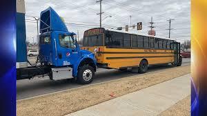 100 Stevens Truck Driving School UPDATES Stolen Pepsi Truck Crash In Tulsa FOX23