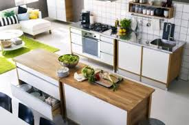 vom arbeitsraum zum wohnzimmer küche im wandel
