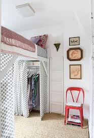 How To Build A Loft Bed With Storage Stairs by Renters Solutions How To Make A Loft Bed Work For You Apartment