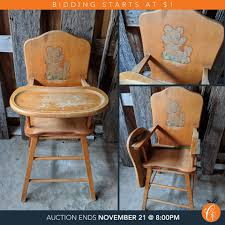 11-18-18 Auction :: Find #10 Vintage Old... - Clementine Finds ... Antique And Vintage Tray Tables 782 For Sale At 1stdibs Wooden High Chair With Metal Best Oak Removable Porcelain For Sale Convertible Wood Thing Old Baby Chairs Red Kite Design Ideas Find More Fisher Price Up To Mocka Original Highchair Highchairs Au How Buy A Highchair Babycenter Painted 16 2018