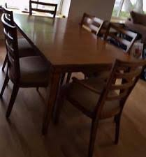 Ethan Allen Dining Room Set by Ethan Allen Maple Dining Furniture Sets Ebay