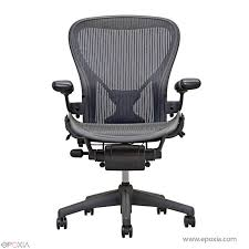 fauteuil pour bureau fauteuil de bureau ergonomique aeron par herman miller