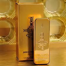 paco rabanne perfume 1 one million eau de toilette mens cologne