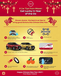 Items Where Year Is 2021 Get Lucky In Year Of The Ox With Eight Car Tips From Nissan