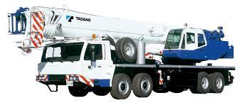 100 Truck Mounted Boom Lift Tadano Cranes