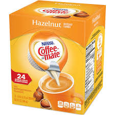 Coffee Mate Liquid Creamer Hazelnut