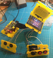 Raspberry Pi Mame Cabinet Tutorial by Raspi Mini Arcade Machine Bitrot