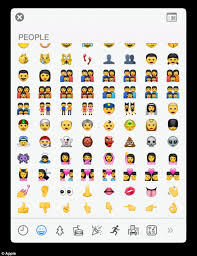 Apple Introduces A New Set More Racially Diverse Emoji