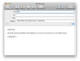 absence bureau les 8 mails insupportables au boulot