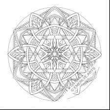 Impressive Printable Mandala Coloring Pages Adults Free Online For Animal Pictures