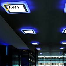 cheap bathroom led recessed ceiling light 220v panel led dual
