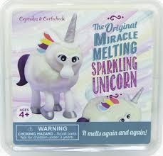 Amazon The Original Miracle Melting Sparkling Unicorn Play Dough