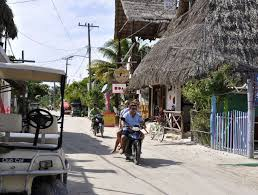 Christmas Tree Lane Palo Alto by Isla Holbox Is Yucatan U0027s Antidote To Cancun Sfgate
