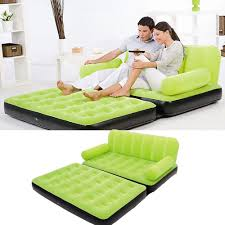 Intex Inflatable Pull Out Sofa Bed by Aliexpress Com Buy 2 In 1 Inflatable Daybed Lounger Airbed Pull