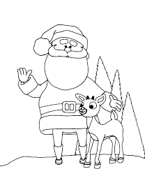 Free Printable Coloring Pages Kids Christmas Pdf Sheets Online Games Full Size