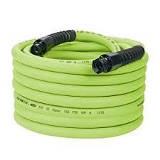 Amazon Flexzilla Pro Water Hose with Reusable Fittings 5 8