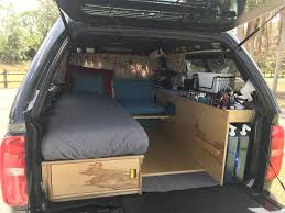 Perfect | Truck Camping Ideas | Pinterest | Truck Camper, Camper And ... Side Shelve For Storage Truck Camping Ideas Pinterest Fiftytens Threepiece Truck Back Hauls Cargo And Camps In The F150 Camping Setup Convert Your Into A Camper 6 Steps With Pictures Canoe On Wcap Thule Tracker Ii Roof Rack System S Trailer The Lweight Ptop Revolution Gearjunkie Life Of Digital Nomad Best 25 Bed Ideas On Buy Luxury Truck Cap Camping October 2012 30 For Thirty Diy