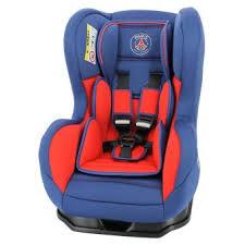 tcs siege auto siège auto psg groupe 0 1 0 à 18 kg avec protections latérales