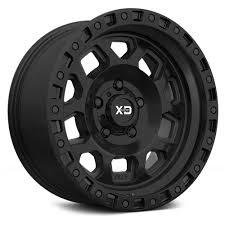 100 Xd Truck Wheels XD SERIES XD132 RG2 Satin Black Rims