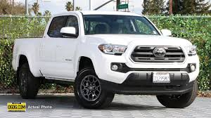 100 Toyota Truck Dealers Tacoma SR5 4D Double Cab In Capitol Kiabr888 9281815 UK3611
