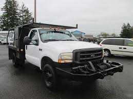 2003 Ford F-350 Flatbed Truck For Sale, 48,171 Miles | Boring, OR ... Dakota Hills Bumpers Accsories Flatbeds Truck Bodies Tool Used 2007 Ford F650 Flatbed Truck For Sale In Al 3007 F4 Pickup 6cil Benzine 1943 Flatbed Trucks For Sale Drop Side Ford F450 Super Duty Cab Truck Item Ec9 Used 2011 Transit Factory Tipper Dropside Trucks 2001 F550 Crew Dc2224 Sold 1950 Ford Stake Pinterest And Cars 1999 Flatbed 12 Ft Stake Bed With Liftgate N Scale 1954 Parts Trainlifecom