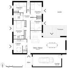 plan maison 150m2 4 chambres plan maison haiti plan maison