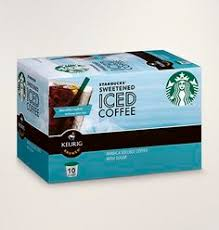 Vanilla Iced Coffee Kcups