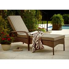 Outsunny Patio Furniture Cushions by Chaise Lounges Outsunny Pc Outdoor Patio Rattan Wicker Sofa