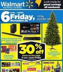 Walmart Post Black Friday Sale Ad 11 28 30 2014 Artificial In Christmas Tree Deals