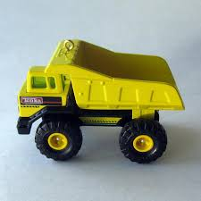 100 Vintage Tonka Truck Mighty Dump Hallmark Ornament Antiqueables