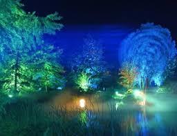 lichtershow in bad zwischenahn rostrup im park der gärten